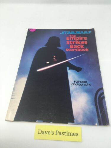 Star Wars: the Empire Strikes Back Storybook by Scholastic