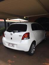 2009 Toyota Yaris Hatchback Toowoomba 4350 Toowoomba City Preview