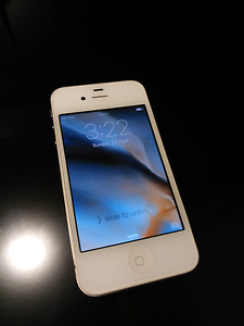 iPhone 4s Unlocked - Great Condition Fig Tree Pocket Brisbane North West Preview