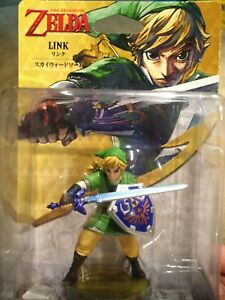 Skyward Sword Amiibo