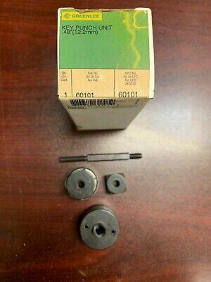 Greenlee 60101 Keyway Punch Unit