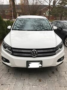 2014 Volkswagen Tiguan - low km only 46k
