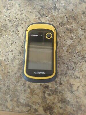 Garmin eTrex 10 Handheld GPS EUC