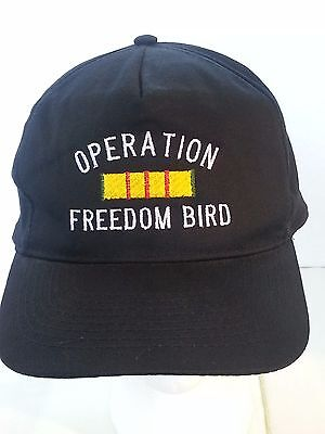 Operation Freedom Bird Vet Center, Phoenix, AZ / Veteran Military Cap Style 2