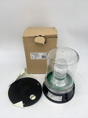 Signaltech Federal Signal Corp Strobe Light Vs-205st-230w 230v 220v Ac White