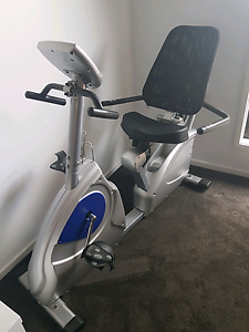 Cardio Tech Guy Leech GLR-4 Recumbent Exercise Bike For Sale Griffin Pine Rivers Area Preview