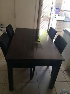 7 piece dining set in exellent condition Springwood Logan Area Preview