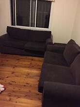 2 x 3 seater sofas Sydenham Marrickville Area Preview