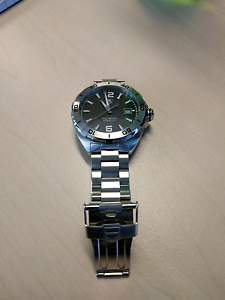 Tag Heuer Formula 1 Automatic watch Docklands Melbourne City Preview