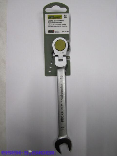 PROXXON MICRO-COMBISPEEDER mit Gelenk, 13 mm No 23050