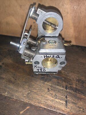 Husqvarna K760 Cutoff Saw Carburetor Used Zama El53