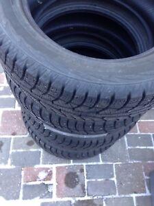 Hankook I-Pike RW11 235/60R18 Winter Tires