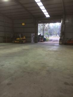 Shed rental, potentially includes workshop equip for metal work Jimboomba Logan Area Preview