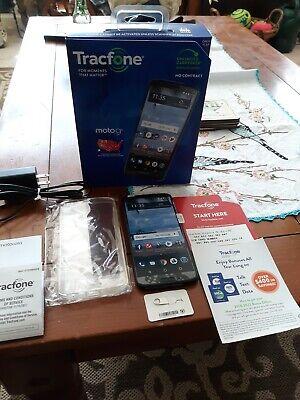 Motorola Moto G 6th Generation - 32GB TracFone no contract service