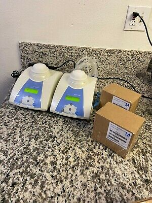 Dual Millipore Milliflex Plus W New In Box Mxpheavhp Vhp Compatible Pump Heads