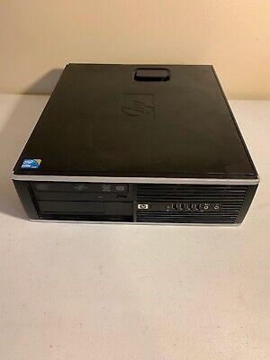 Usado, HP Desktop Computer Compaq 8100 Intel Core i3 1st Gen 530 2.93 GHz 4 GB 160 GB segunda mano  Embacar hacia Mexico