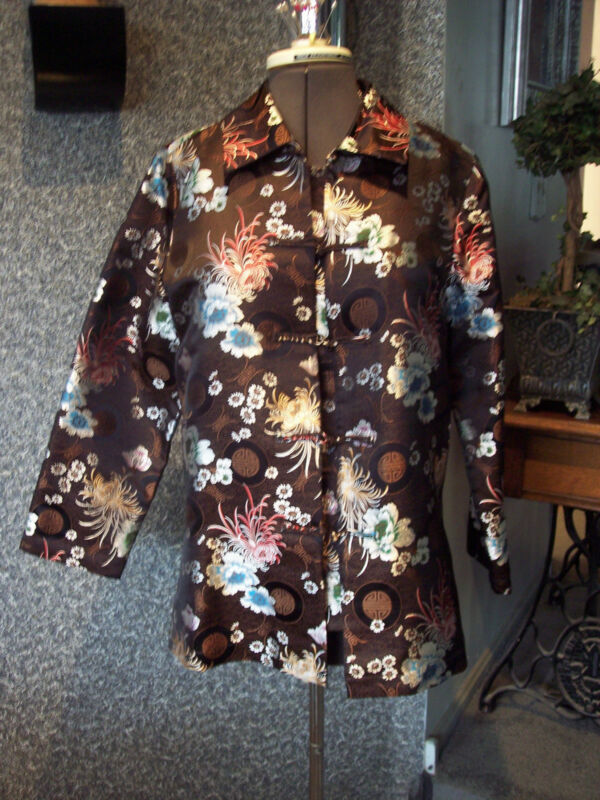 New Asian Chinese Ladies Jacket
