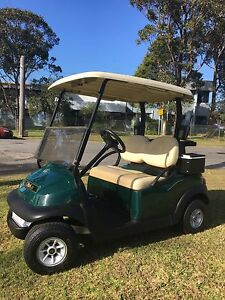 2012 Club Car Precedent 48V Electric Golf Cart with LIGHTS Wyong Wyong Area Preview