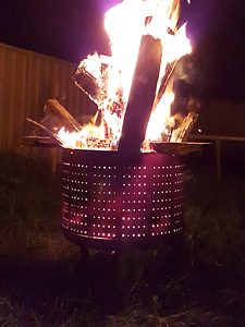 Stainless fire pits priced to sell... Bidwill Blacktown Area Preview