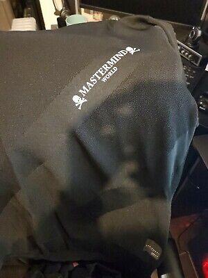 Adidas Original x Mastermind World MMW Black Hoodie XL VERY LIMITED