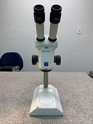 Zeiss Stereo Microscope Stemi Sv6