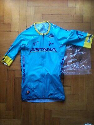 maglia jersey maillot trikot cycling ciclismo astana giordana FR-C pro