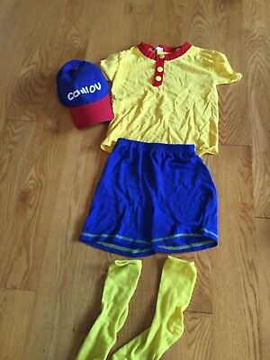 Homemade Costumes Teens (Home Made Caillou Costume)