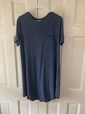 Abercrombie & Fitch Women's Short Sleeve T-shirt Dress. SO SOFT!