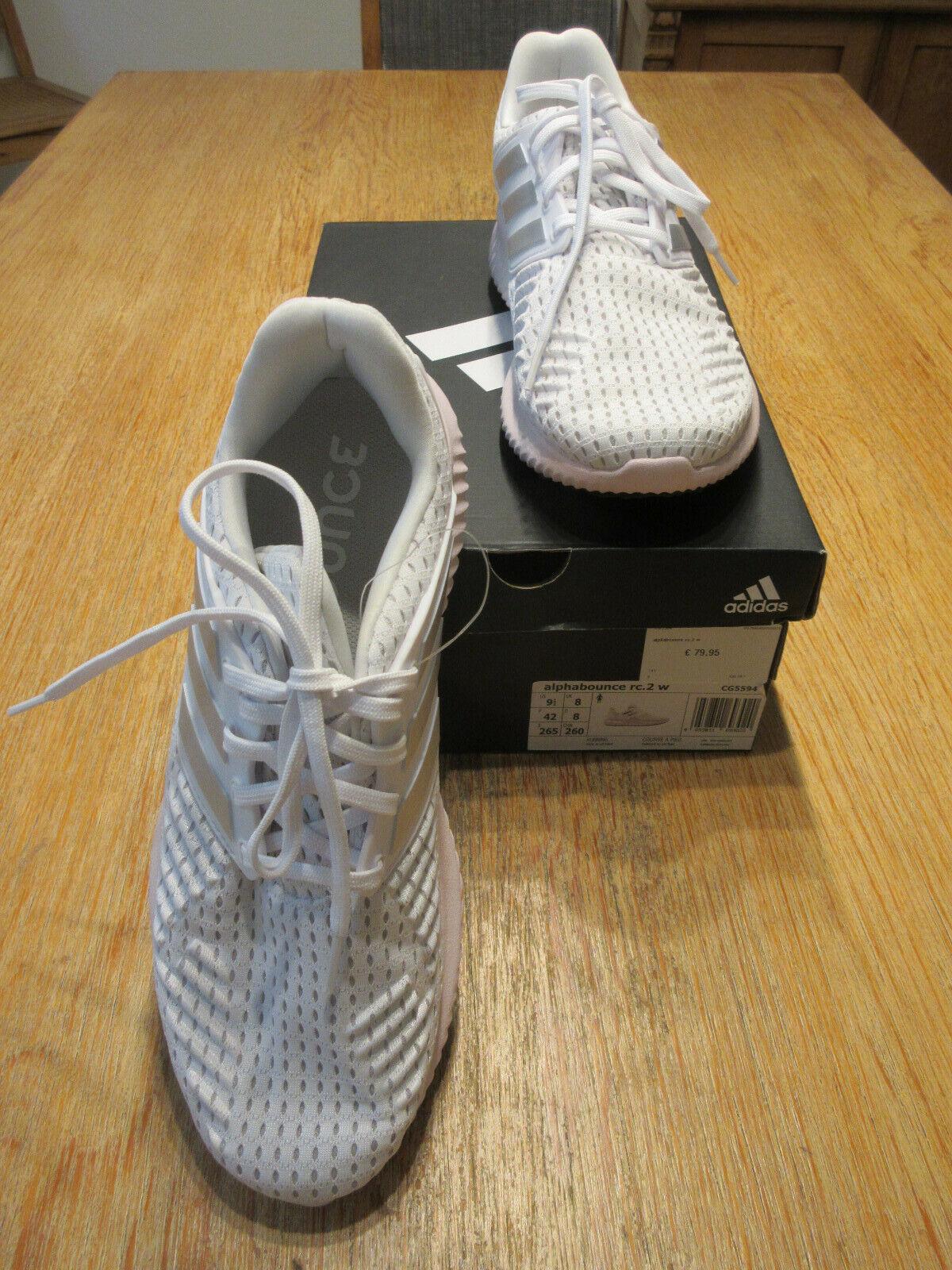 Adidas Alphabounce rc.2 Gr. 42 Damen Laufschuh Jogging Sneaker CG5594