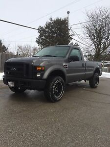 2008 Ford F-250 6.4L Powerstroke
