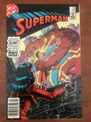 Superman #409 (DC, Jul., 1985)
