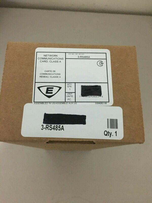 NEW EST EDWARDS 3-RS485A - NETWORK COMMUNICATION CARD CLASS A
