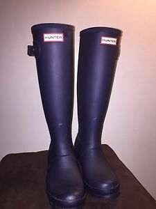 Hunter Rubber Boots (change of price!!!)