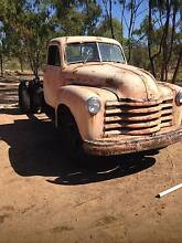 Chev Maple Leaf Truck Broughton Charters Towers Area Preview