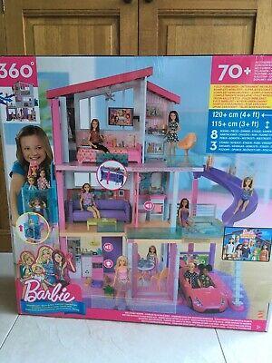 Barbie Dream House Playset 2020 Model Dreamhouse BRAND NEW IN BOX