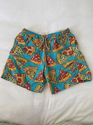 MC2 Saint Barth pizza Swimsuit Size 10Y - Excellent Condition