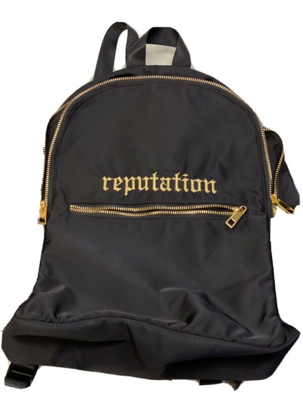 Taylor Swift Reputation Backpack