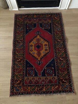 natural wool rug oushak rug turkish oversize rug 5x6.3 feet handwoven rug Free Shipping boho decor rug floor rug orange vintage rug