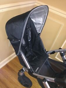 Uppababy rumble seat (black) excellent condition