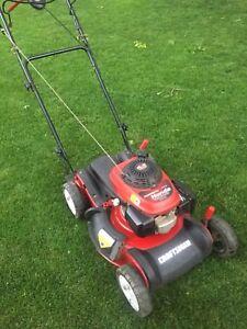 Craftsman self propelled lawn mower lawnmower