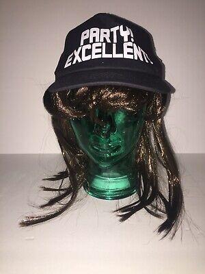 Waynes World Wigs (Saturday Night Live Waynes World Wayne Party Excellent! Costume Wig &)