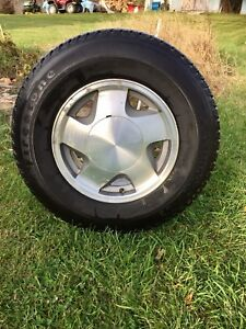 Chevy  or gmc rims