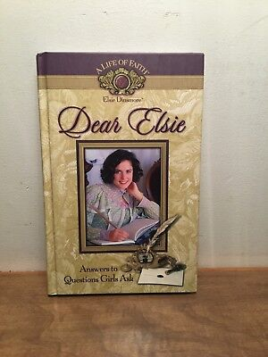 Dear Elsie  Answers To Questions Girls Ask Hc  2001