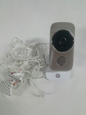Motorola MBP845CONNECT Baby Monitor Camera Only (MBP845CONNECTBU) with Adapter