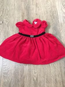 3 month Ralph Lauren Dress