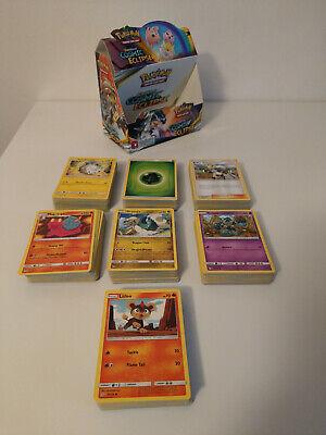 350 Pokemon Cards - Bulk Job Lot - Sun and Moon Cosmic Eclipse