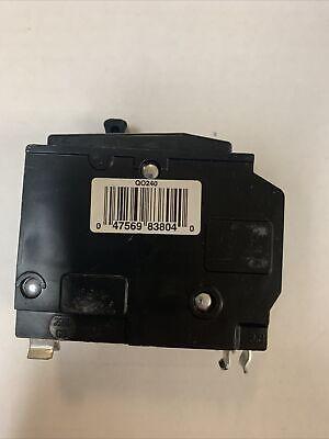 Square D Qo240cp Circuit Breaker 40a New