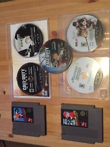 PS3 , NES , Gamecube and wii games .