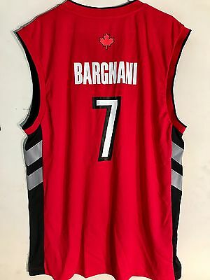 Adidas NBA Jersey Toronto Raptors Andrea Bargnani Red sz XL