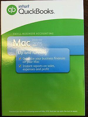 Intuit Quickbooks 2015 For Mac